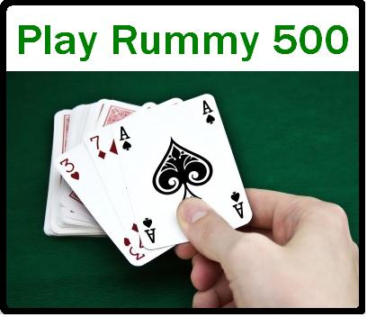 rules for 500 rummy